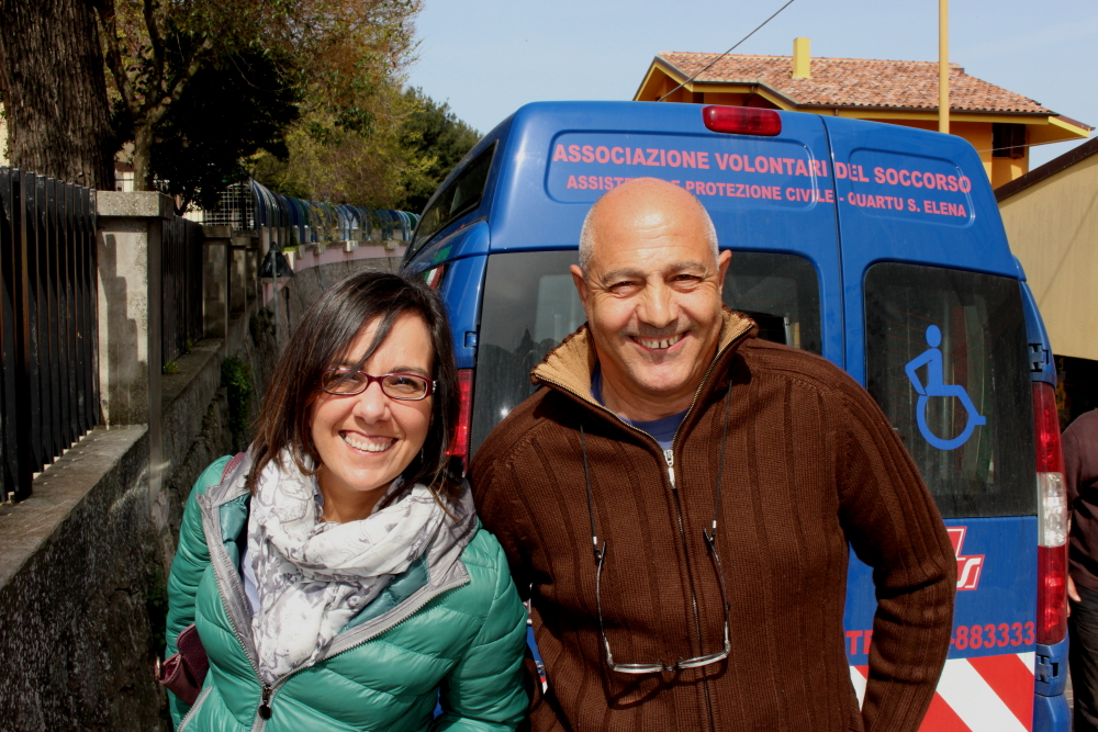 Meana Sardo, corso ANPAS 2015